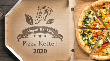 Ranking: Vegane Pizza in der Gastronomie