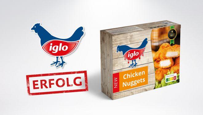 Erfolg Iglo-Petition