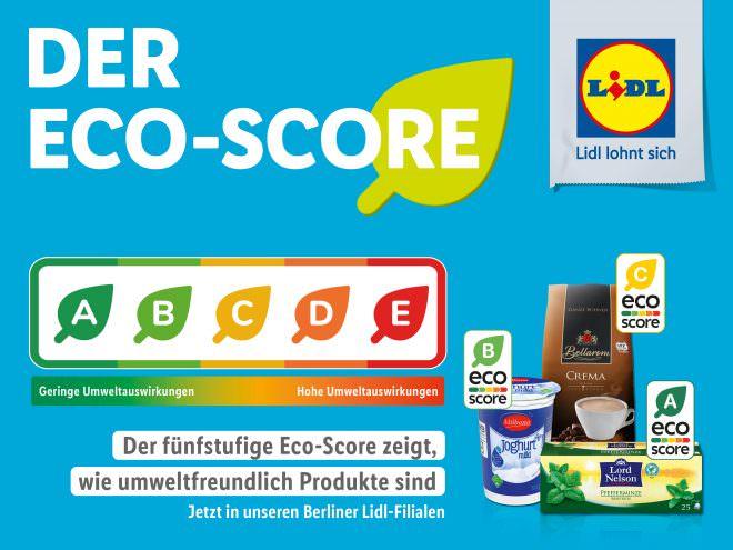 Infografik Eco-Score