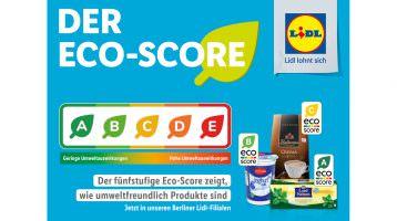 Der Eco-Score bei Lidl