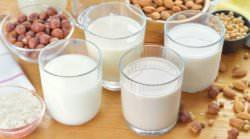 Ökobilanz von Pflanzenmilch