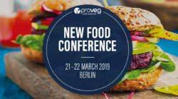 New Food Conference 2019 mit hochkarätigen Experten