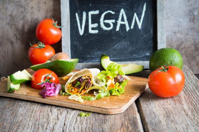 Vegane Produkte auf Erfolgskurs