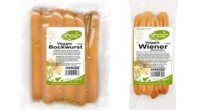 Veggie Würstchen von Vantastic Foods